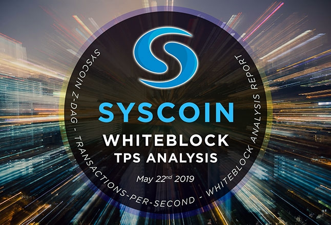 Whiteblock TPS Analysis